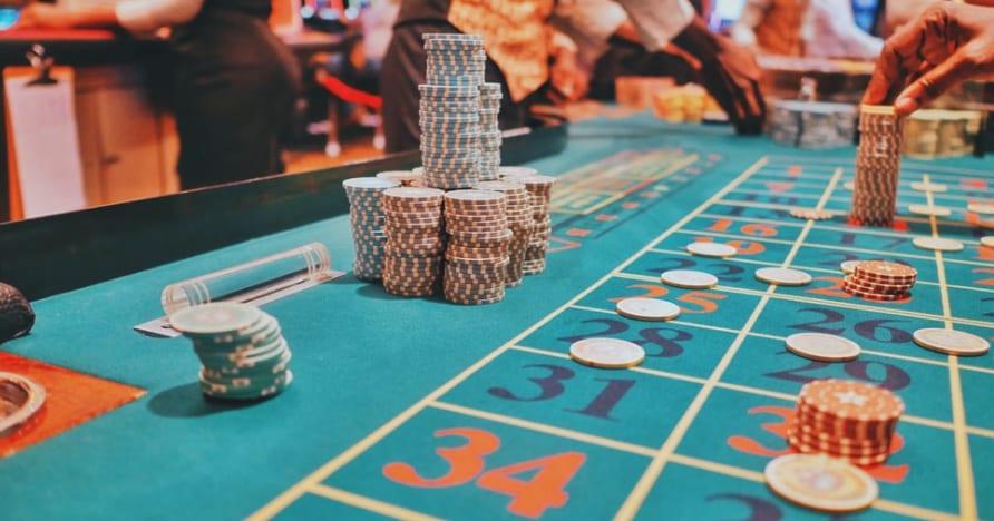 Los 5 juegos de casino en vivo con mejores pagos en 2021