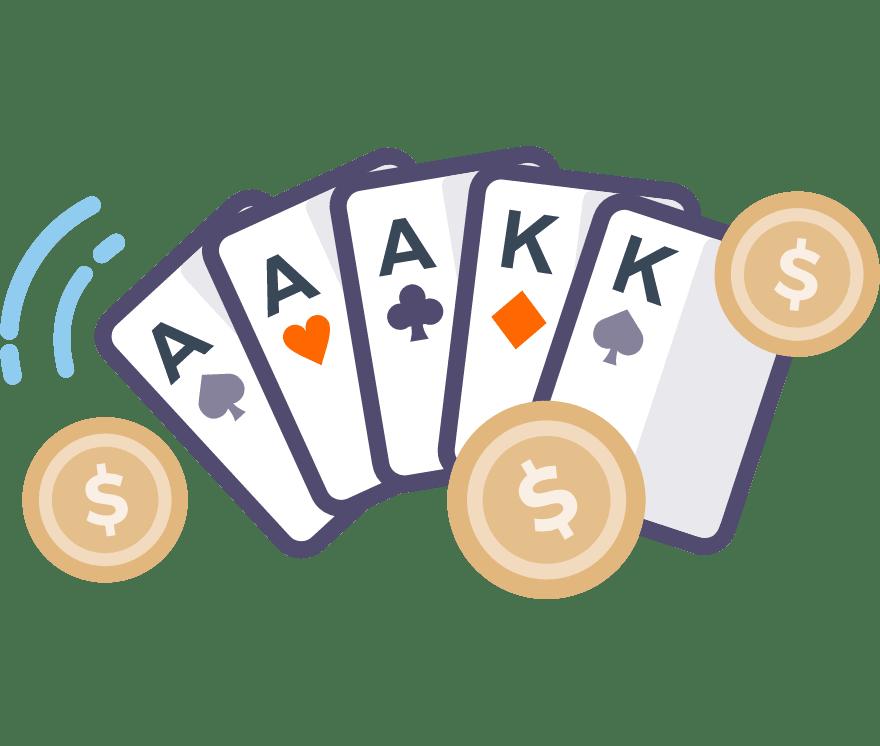 Los 108 mejores sitios de Casino de Póker en línea en Uruguay