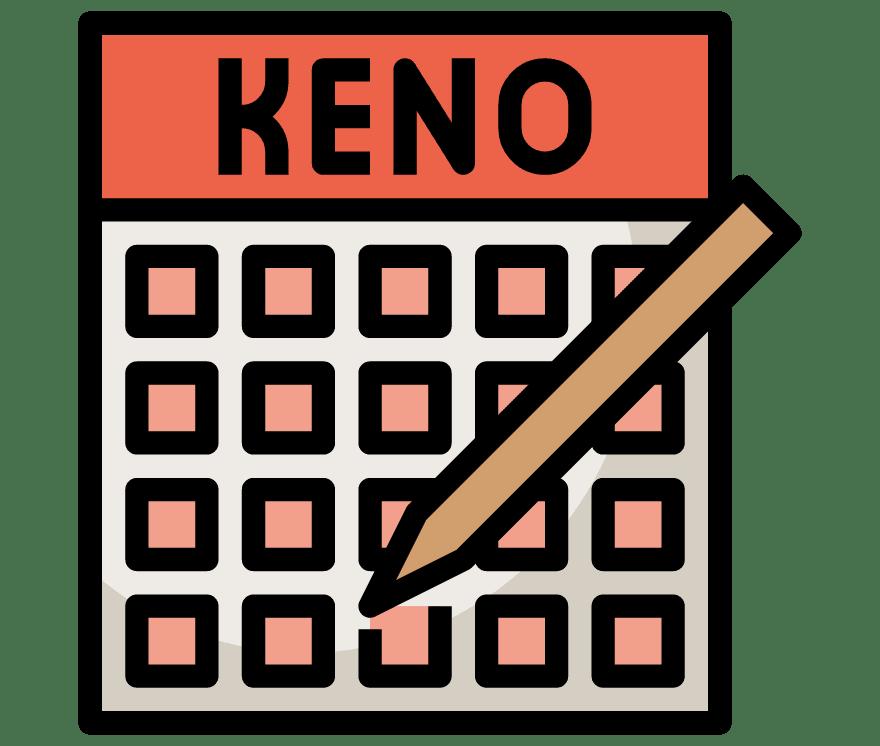 Los 43 mejores sitios de Casino de Keno en línea en Uruguay